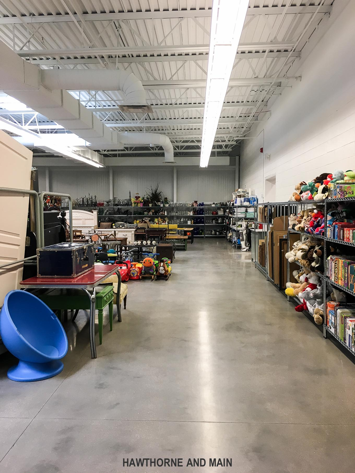 Deseret Industries is the leader in helping those in need get back on their feet again. They teach job skills and on site training...they change lives.