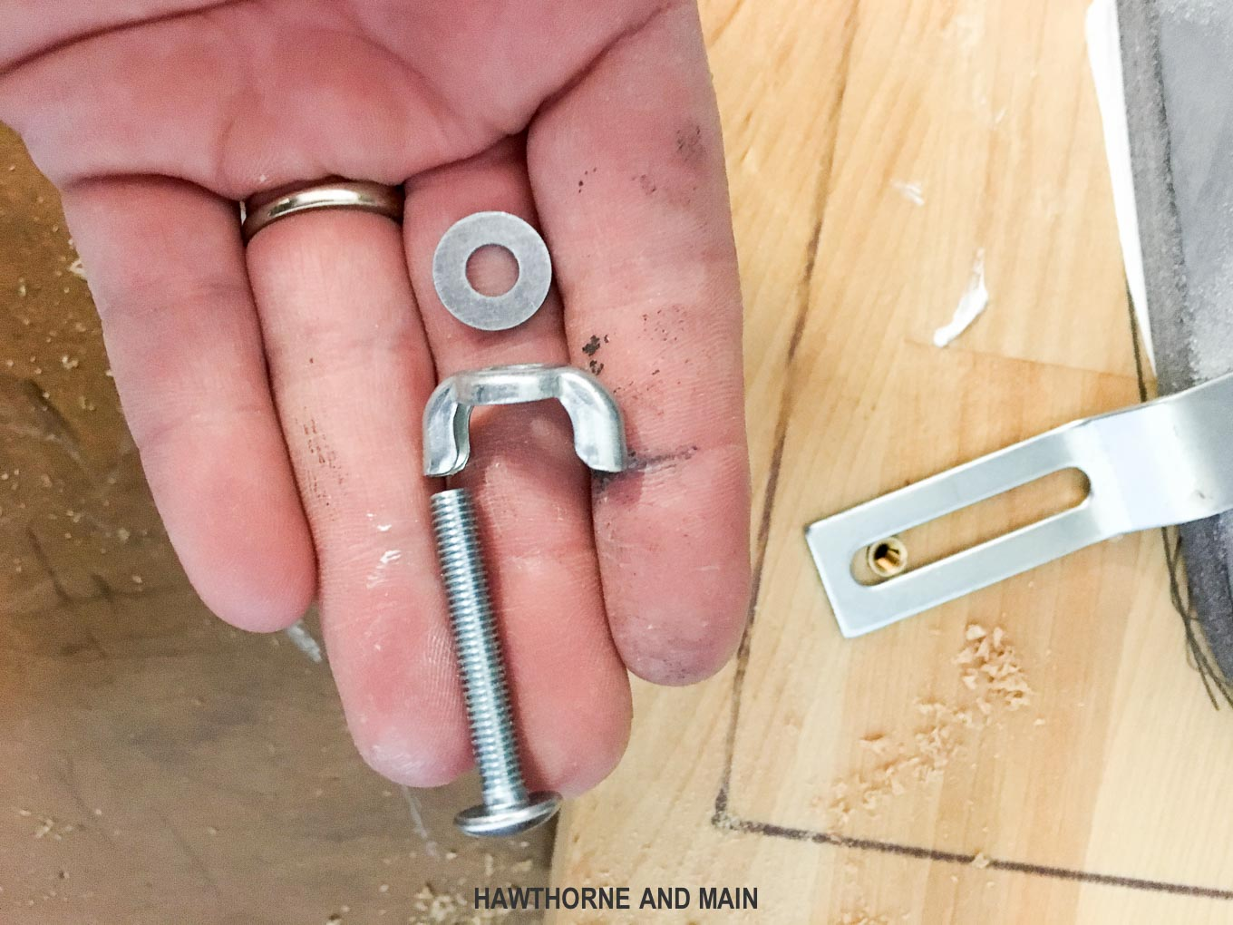 How To Install An Undermount Sink Hawthorne And Main