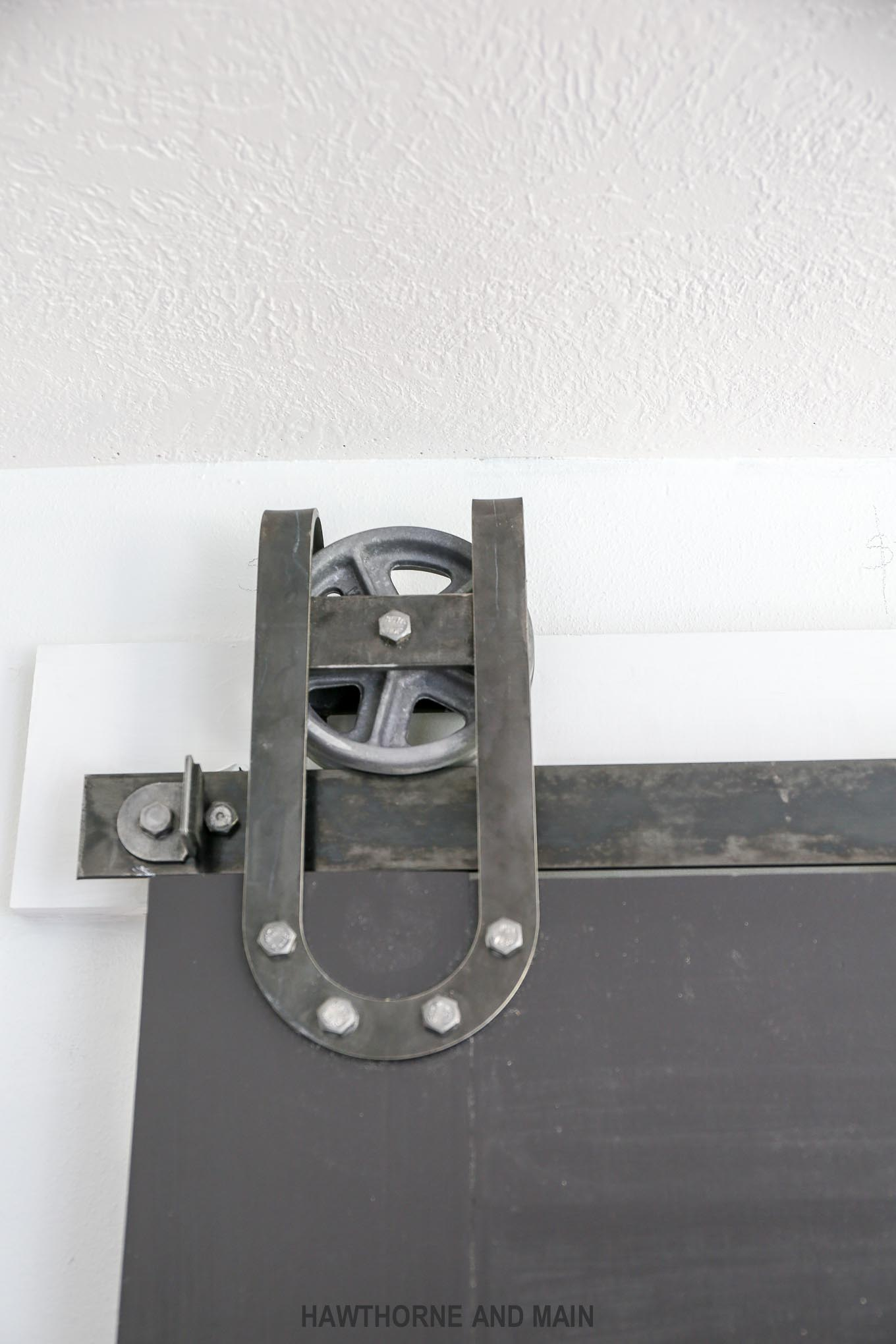 DIY Barn Door Hardware Is Everywhere...is It Right For You? Here