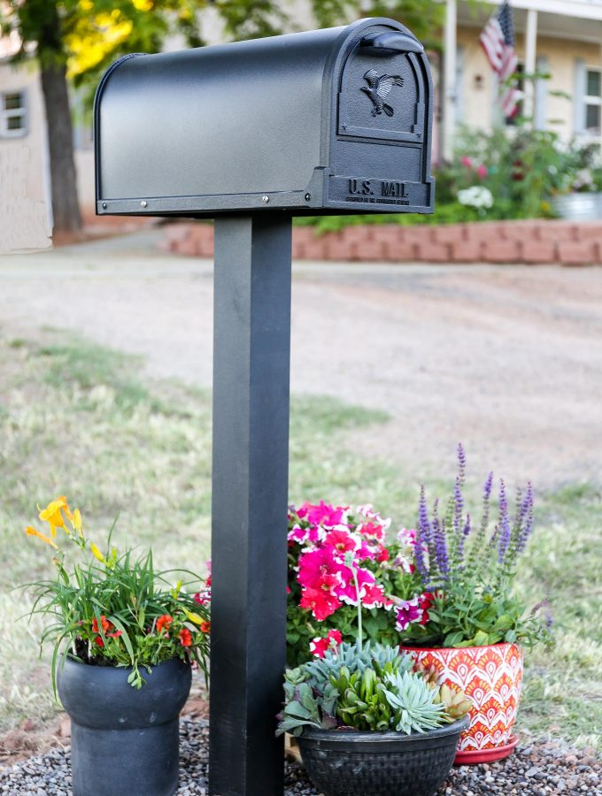 If Walls Could Talk and a New Mailbox
