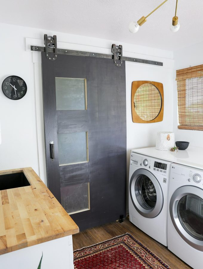 Laundry Room Makeover Sources